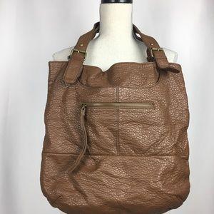The Limited Brown Hobo Bag